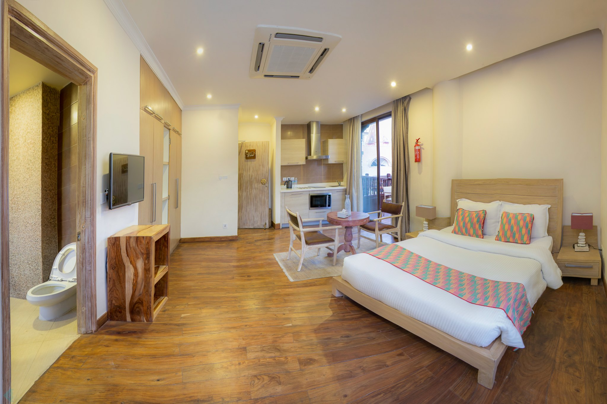 Tangalwood Boutique Hotel